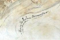 signature of Mary St John Brander