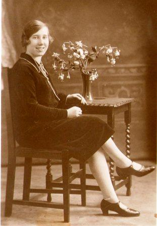Westwood Family History, Sally Westwood